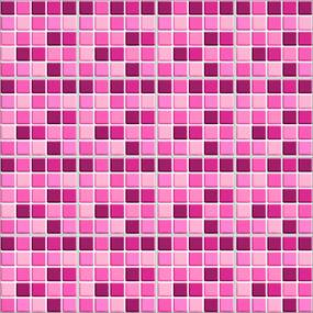 Adesivo para Azulejo Pastilha 3D Pink