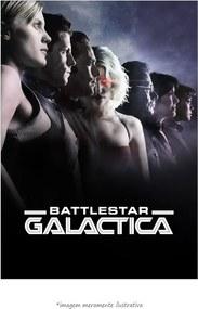 Poster Battlestar Galactica (50x75cm, Apenas Impressão)