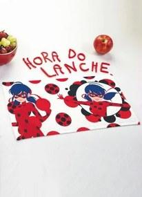 TOALHA DE LANCHEIRA LADYBUG LEPPER