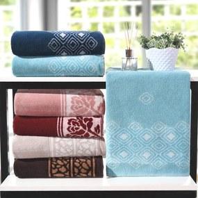 Toalha de Banho Elegance Porcelana - Bene Casa