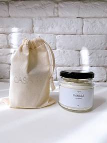 Vela Perfumada Vanilla