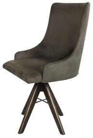 Cadeira de Jantar Mirage Giratória - Wood Prime 34735