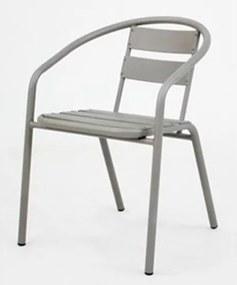Cadeira Fun em Aluminio Fendi - 58398 Sun House