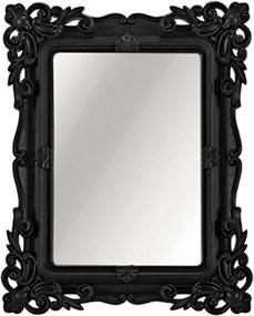 Espelho Mart de Mesa Preto