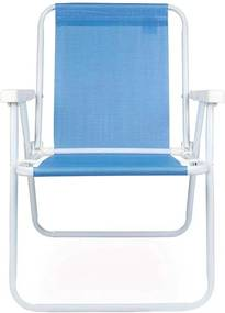 Cadeira Alta Sannet 2283 Azul