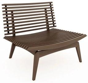 Poltrona Eclipse (almofadas não acompanham o produto) - Wood Prime MR 218610