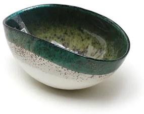 Bowl de Murano Esmeralda Yalos