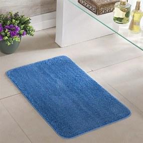 Tapete Banheiro Microsoft Azul 0,38X0,58M - Niazitex