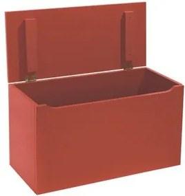 Baú de Madeira Multiuso Vermelho Tramontina 91753073