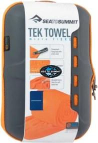 Toalha Tek Towel S Laranja - Sea To Summit