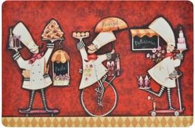 Tapete de Cozinha Antiderrapante 01 - Chef 40cm X 60cm