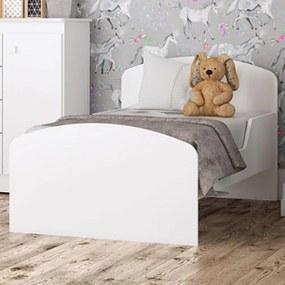 Mini-cama By300 Branco - Completa Móveis