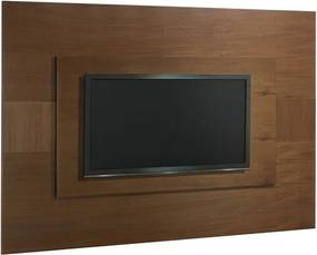 Painel para TV até 40kg, Castanho Claro, Zeus