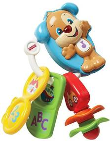 Chaveiro Divertido - Fisher Price