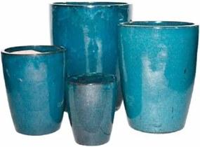 Conjunto de Vasos Vietnamitas Azul