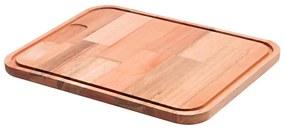 Tábua Para Corte Madeira Liptus 41x32cm 13091 Woodart