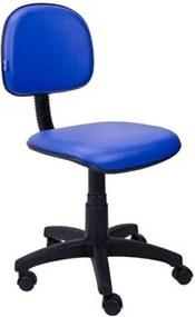 Cadeira de Escritório Secretária, Azul, Soft