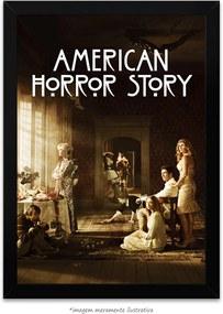 Poster American Horror Story (50x75cm, Apenas Impressão)