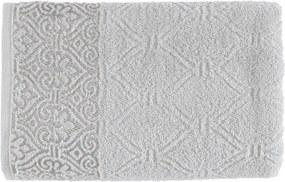 Toalha Karsten Softmax Helena - Tamanho: Banho 70 x 140 cm - Cor: Carbono/Cinza - Karsten