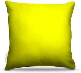 Almofada Nerderia  Amarelo Claro 40X40Cm Multicor