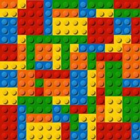 Papel de Parede Lego