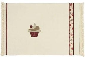 Tapete 50 X 70cm - Cupcake