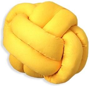 Enfeite Nó Amarelo