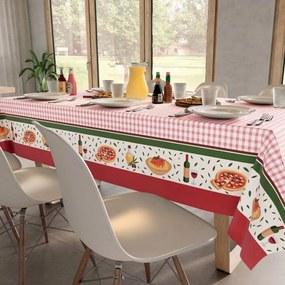 Toalha de Mesa Teka Basic Jantar Italiano