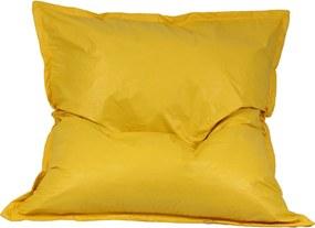 Puff Almofadão Pop Amarelo Stay Puff