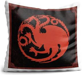 Almofada Game Of Thrones - Targaryen