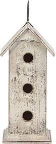 Casa de Pássaro com 3 Andares
