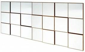 Quadro Espelho Argos Extra Grande 1,75 MT (LARG) cor Freijo - 59694 Sun House