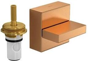 Acabamento de Registro de Pressão MVR Dream Gold Matte 3/4