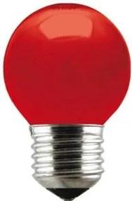 Lâmpada Bolinha Vermelha Taschibra 15W 127V
