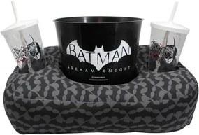 Almofada Porta Pipoca Batman Arkham Knight