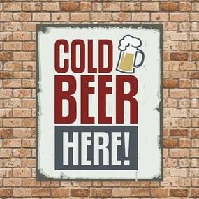Quadro Decorativo Bar Cerveja 839