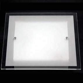 Plafon Cristal 400 mm Branco