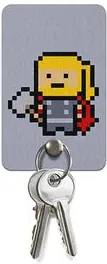 Porta Chaves Thor Pixel Marvel