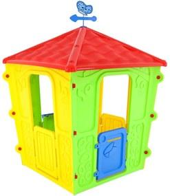 Casinha Brinquedo Infantil Portátil Catavento 108x152 Bel