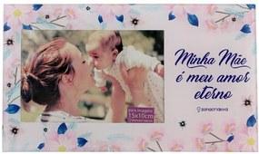 Porta Retrato Família - Minha Mãe é Meu Amor Eterno - Zona Criativa