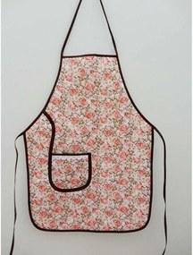 Avental Plastificado 01 Peças - Floral