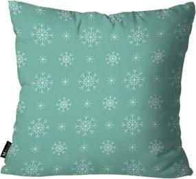 Capa para Almofada Mdecore Winter Verde 55x55