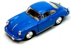 Miniatura 1948 Porsche Carrera 356 Escala 1:32 Azul