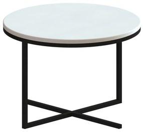 Mesa de Centro Baixa Loren Branca - Wood Prime TS 34205