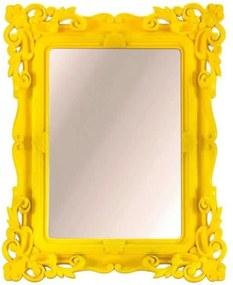 Espelho Delta Amarelo 10x15cm Mart 4040