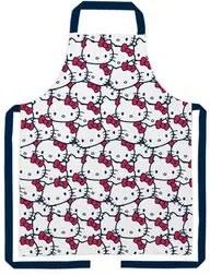 Avental de Cozinha Hello Kitty Faces