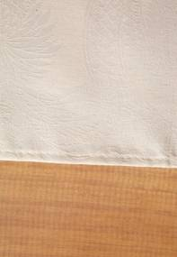 Toalha de Mesa Karsten Retangular Sempre Limpa Tropical 160x220cm Bege