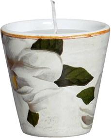 Mini Vela Decorando Com Classe Magnolia