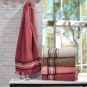 Toalha Banho Unique Toque Macio Rosa - Bene Casa