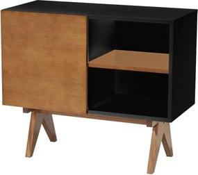 Adega  Preto e Gonal - Wood Prime MT 16832